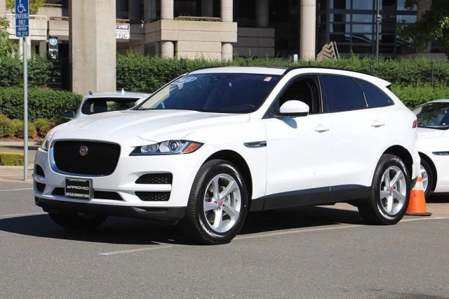 certified pre owned 2018 jaguar f pace 20d premium suv in walnut creek sl260166 cole european. Black Bedroom Furniture Sets. Home Design Ideas