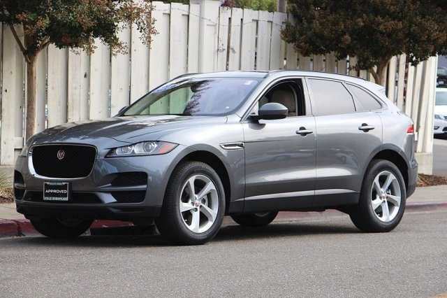 Certified Pre Owned 2018 Jaguar F Pace 25t Premium