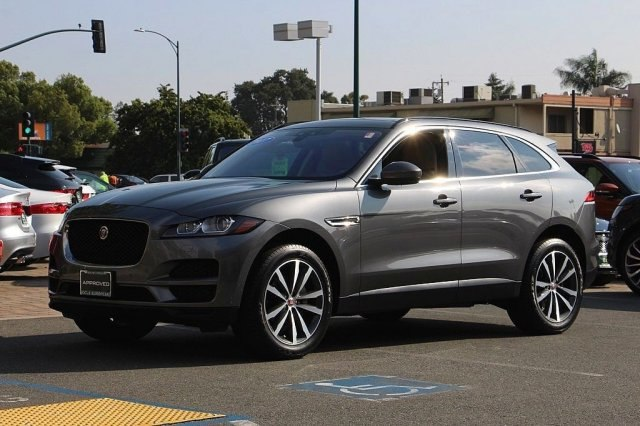 certified pre owned 2017 jaguar f pace 20d prestige suv in walnut creek 18j239a cole european. Black Bedroom Furniture Sets. Home Design Ideas