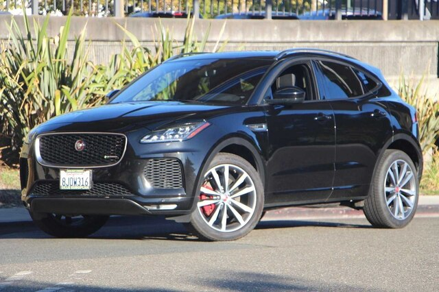 Certified Pre-Owned 2019 Jaguar E-PACE R-Dynamic HSE