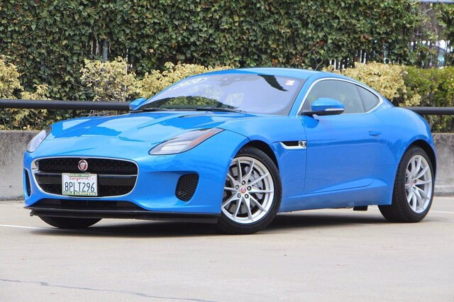 Certified Pre-Owned 2020 Jaguar F-TYPE