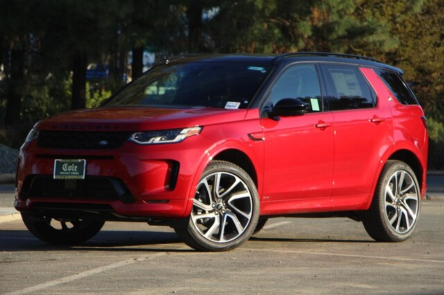 New 2020 Land Rover Discovery Sport HSE R-Dynamic With Navigation & 4WD