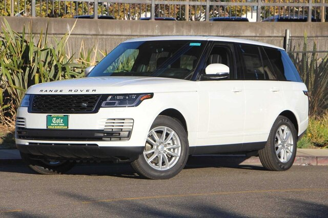 New 2020 Land Rover Range Rover Td6 4WD
