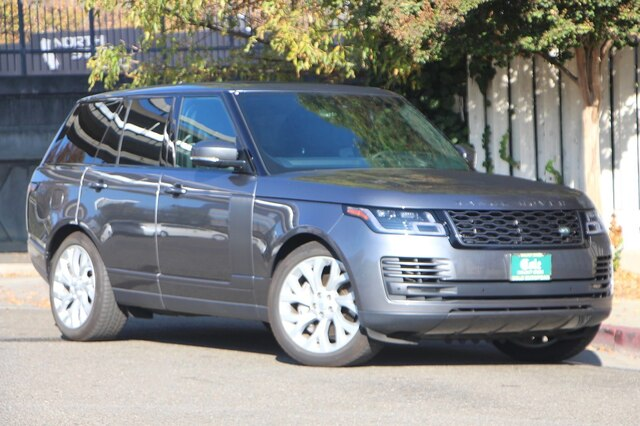 Certified Pre-Owned 2019 Land Rover Range Rover 3.0L V6 Supercharged 4WD