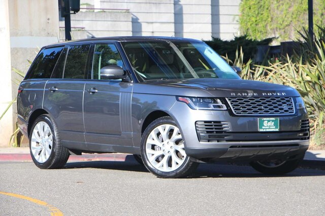2018 Land Rover Range Rover 5.0L V8 Supercharged 4WD