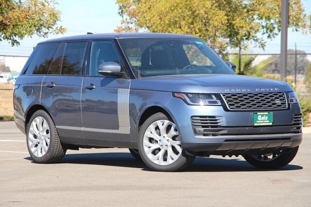 New 2019 Land Rover Range Rover 5.0L V8 Supercharged 4WD