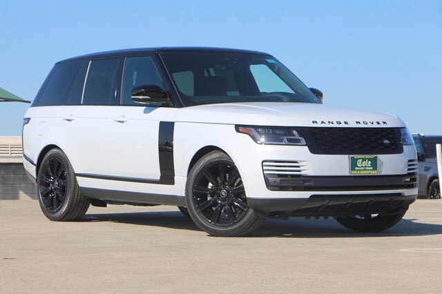 New 2020 Land Rover Range Rover HSE Td6 4WD