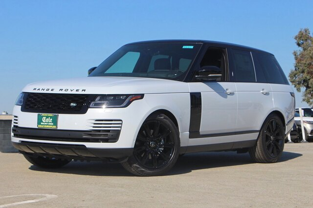 New 2020 Land Rover Range Rover HSE Td6 With Navigation & 4WD