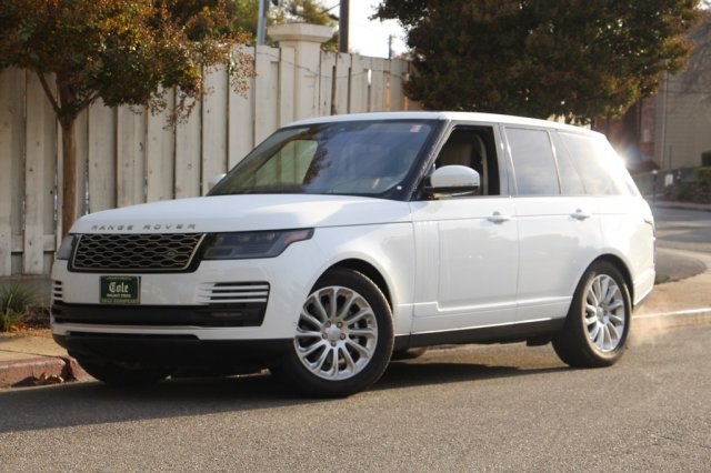 Certified Pre-Owned 2018 Land Rover Range Rover 3.0L V6 Turbocharged Diesel HSE Td6