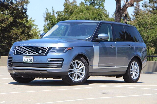 Certified Pre-Owned 2020 Land Rover Range Rover HSE Td6 With Navigation & 4WD