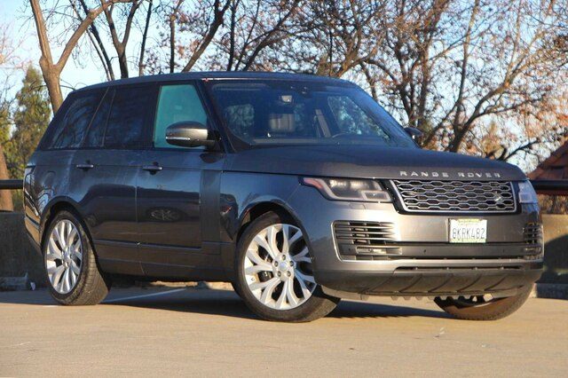 Certified Pre-Owned 2019 Land Rover Range Rover 3.0L V6 Supercharged HSE 4WD