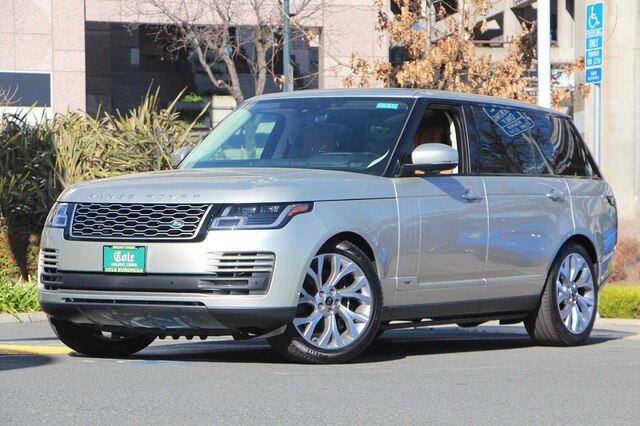 New 2020 Land Rover Range Rover Autobiography LWB With Navigation & 4WD