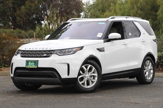 New 2020 Land Rover Discovery SE Td6 4WD