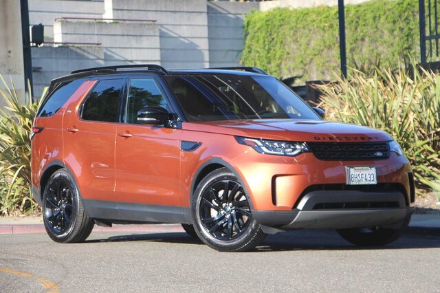 Certified Pre-Owned 2019 Land Rover Discovery SE 4WD