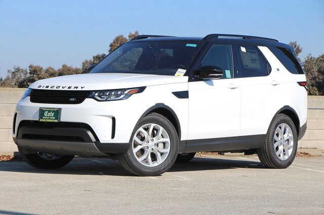 New 2020 Land Rover Discovery SE