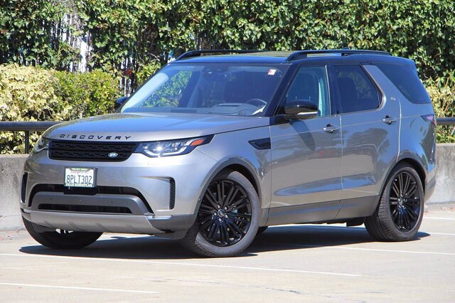 Certified Pre-Owned 2020 Land Rover Discovery HSE Td6 With Navigation & 4WD