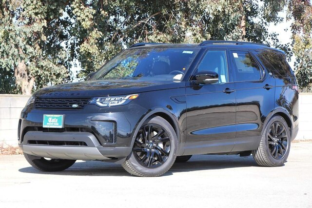 New 2020 Land Rover Discovery HSE With Navigation & 4WD