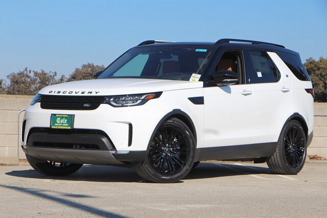 New 2020 Land Rover Discovery HSE LUXURY 4WD