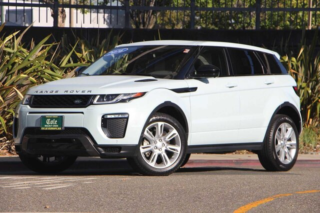 Range Rover Evoque Hse >> Certified Pre Owned 2016 Land Rover Range Rover Evoque Hse Dynamic 4wd