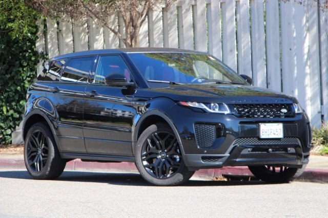 Certified Pre-Owned 2018 Land Rover Range Rover Evoque HSE Dynamic 286hp 4WD