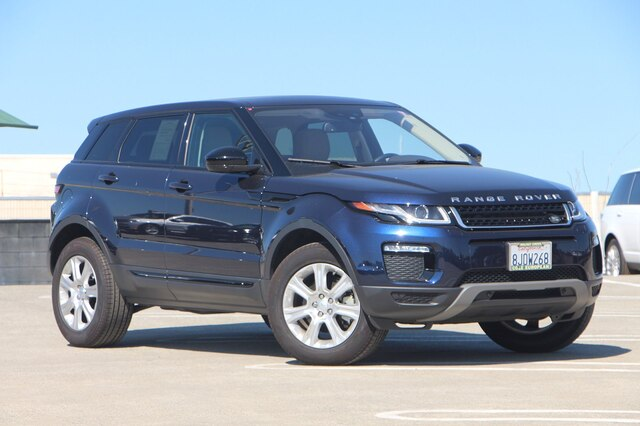 Certified Pre-Owned 2019 Land Rover Range Rover Evoque SE Premium 4WD