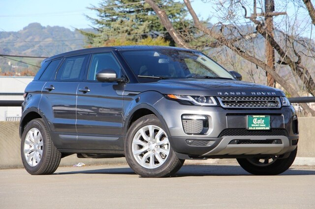 Certified Pre-Owned 2018 Land Rover Range Rover Evoque SE 4WD