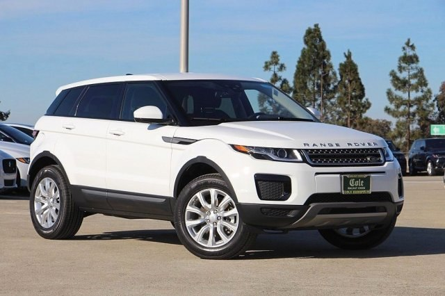 NEW 2019 LAND ROVER RANGE ROVER EVOQUE SE 4WD