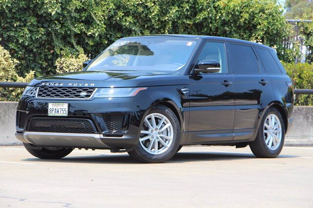 Certified Pre-Owned 2020 Land Rover Range Rover Sport SE MHEV With Navigation & 4WD