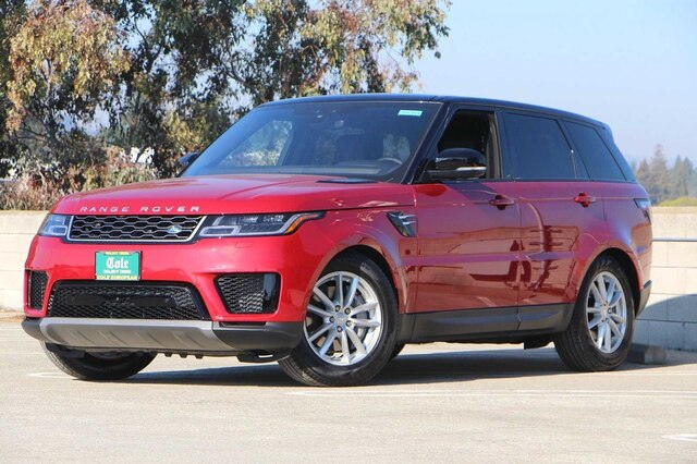 New 2020 Land Rover Range Rover Sport SE MHEV With Navigation & 4WD