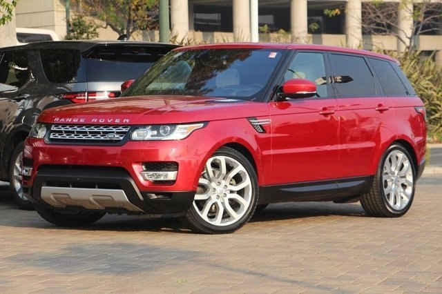 Certified Pre-Owned 2016 Land Rover Range Rover Sport 3.0L V6 Turbocharged Diesel