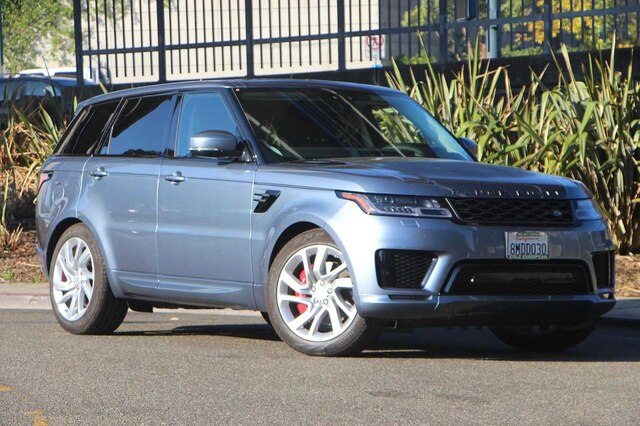 Certified Pre-Owned 2019 Land Rover Range Rover Sport Supercharged Dynamic 4WD