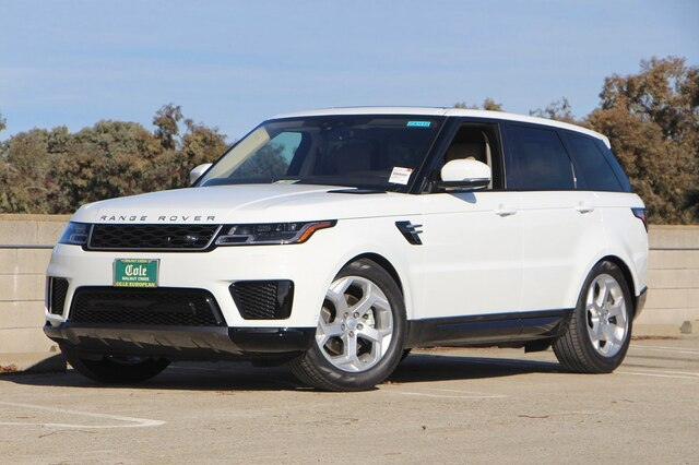 New 2020 Land Rover Range Rover Sport HSE Td6 With Navigation & 4WD