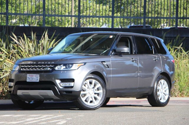 Certified Pre-Owned 2015 Land Rover Range Rover Sport 3.0L V6 Supercharged SE