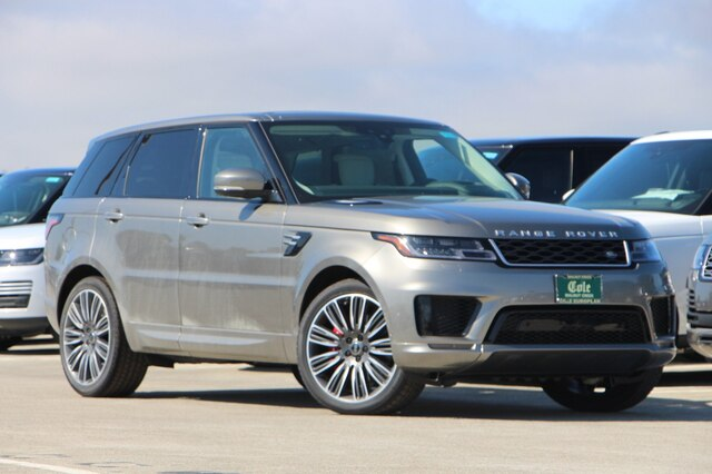 Range Rover Autobiography >> New 2019 Land Rover Range Rover Sport Autobiography With Navigation 4wd