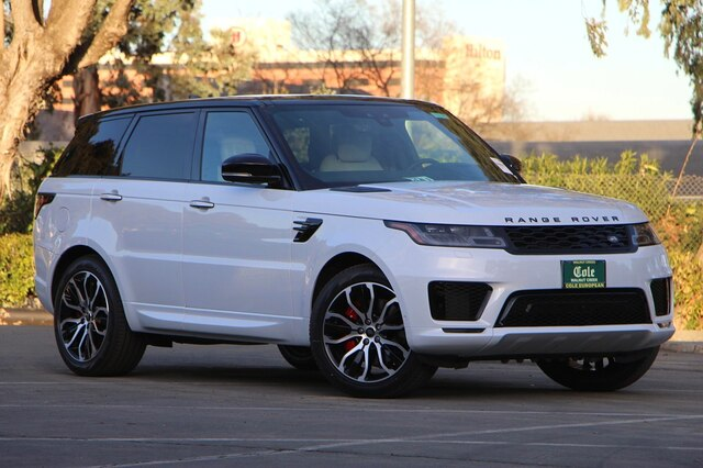 New 2020 Land Rover Range Rover Sport Autobiography With Navigation & 4WD