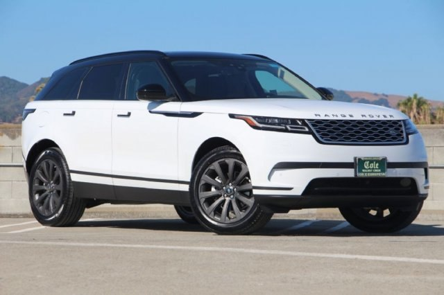 Velar Land Rover >> New 2019 Land Rover Range Rover Velar D180 S Suv In Walnut Creek