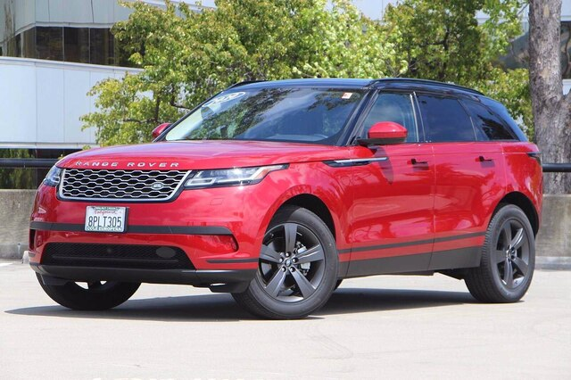 Certified Pre-Owned 2020 Land Rover Range Rover Velar P250 S With Navigation & 4WD