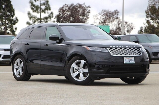 Certified Pre-Owned 2018 Land Rover Range Rover Velar P380 S 4WD