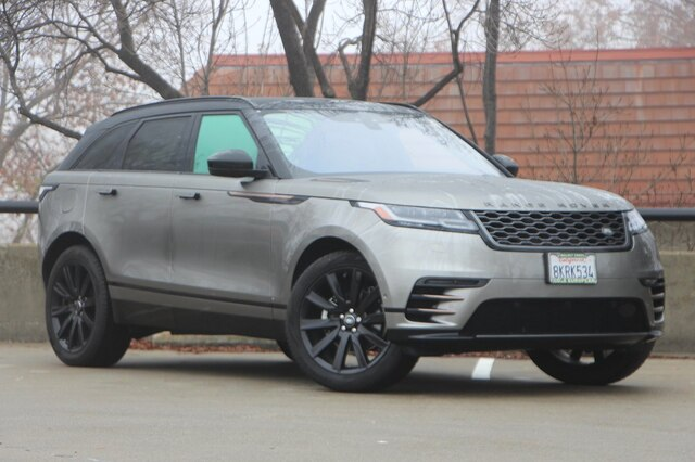 Certified Pre-Owned 2019 Land Rover Range Rover Velar P250 SE R-Dynamic 4WD