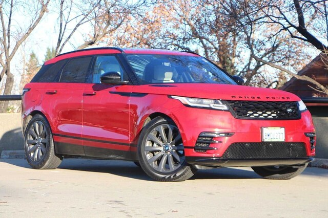 Certified Pre-Owned 2019 Land Rover Range Rover Velar P340 SE R-Dynamic 4WD