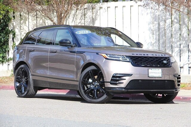 Certified Pre-Owned 2018 Land Rover Range Rover Velar P380 SE R-Dynamic 4WD