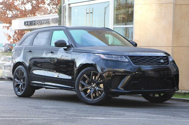 New 2020 Land Rover Range Rover Velar SVAutobiography Dynamic Edition 4WD