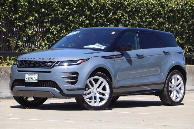 Certified Pre-Owned 2020 Land Rover Range Rover Evoque First Edition With Navigation & AWD
