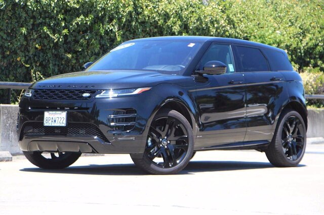 Certified Pre-Owned 2020 Land Rover Range Rover Evoque R-Dynamic SE With Navigation & AWD