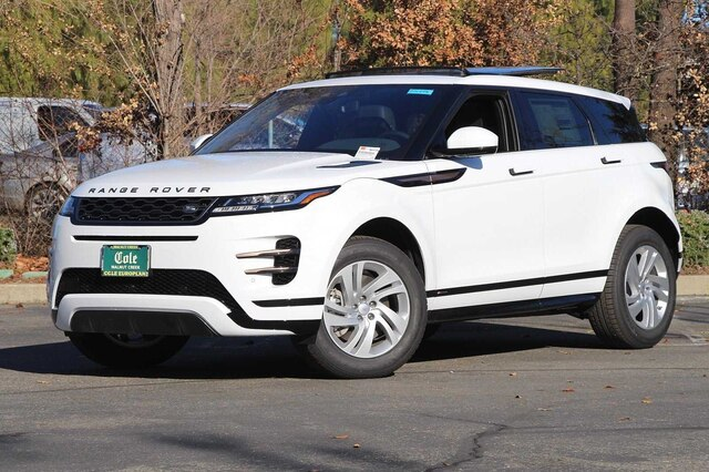 New 2020 Land Rover Range Rover Evoque R-Dynamic S With Navigation & AWD