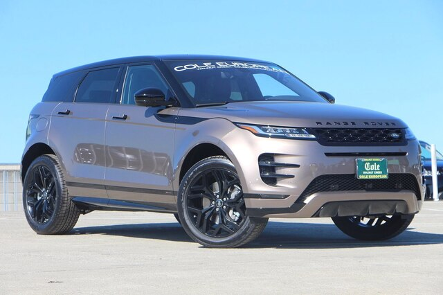 New 2020 Land Rover Range Rover Evoque R-Dynamic S AWD