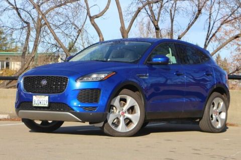 Certified Pre-Owned 2019 Jaguar E-PACE S