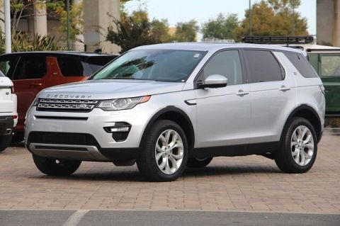 Certified Pre-Owned 2015 Land Rover Discovery Sport HSE