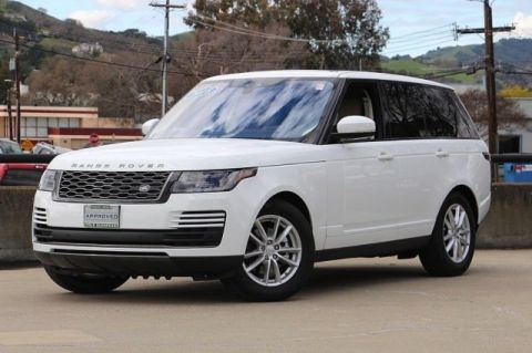 Certified Pre-Owned 2018 Land Rover Range Rover 3.0L V6 Turbocharged Diesel Td6