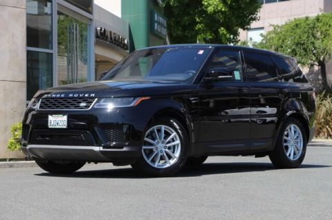 Certified Pre-Owned 2019 Land Rover Range Rover Sport SE Td6